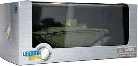 アメリカ海兵隊 LVT(A)-1 太平洋戦線 1945完成品(ドラゴン1/72 ドラゴンアーマーシリーズNo.60522)商品画像