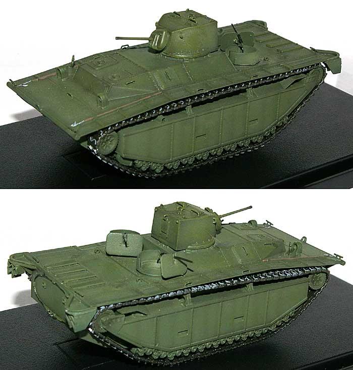 アメリカ海兵隊 LVT(A)-1 太平洋戦線 1945完成品(ドラゴン1/72 ドラゴンアーマーシリーズNo.60522)商品画像_1