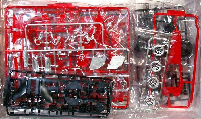 フェラーリ F2003-GA イタリアグランプリプラモデル(フジミ1/20 GPシリーズNo.GP030)商品画像_2