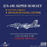 F/A-18E スーパーホーネット VFA-115 イーグルス 100 Year of Naval Aviation