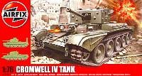 エアフィックス1/72 AFVクロムウェル Mk.4 巡行戦車