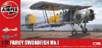 エアフィックス1/72 ミリタリーエアクラフトフェアリー ソードフィッシュ Mk.1