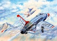 アメリカ空軍 F-100D スーパーセーバー サンダーバーズ