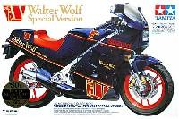 タミヤ1/12 オートバイシリーズスズキ RG250γ (ガンマ) ウォルター・ウルフ仕様