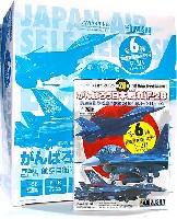 童友社1/144 現用機コレクションがんばろう日本、甦れ! F-2B (航空自衛隊 松島基地 第21飛行隊 F-2B・T-4) (1BOX)
