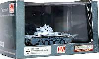 ドイツ 2号戦車 C型 冬季迷彩