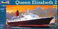 レベル1/1200 艦船キットクイーン エリザベス 2