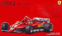 フジミ1/20 GPシリーズフェラーリ 126C2 ベルギーグランプリ