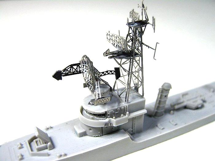 海上自衛隊 護衛艦 DD-261 わかば用 エッチングパーツエッチング(ピットロード1/700 エッチングパーツシリーズNo.PE-212)商品画像_2