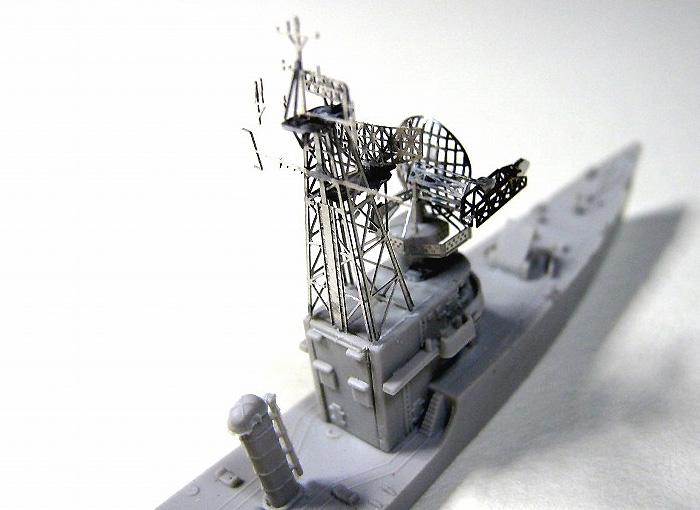 海上自衛隊 護衛艦 DD-261 わかば用 エッチングパーツエッチング(ピットロード1/700 エッチングパーツシリーズNo.PE-212)商品画像_4