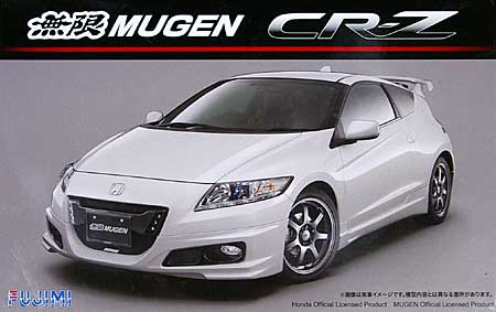 無限 MUGEN CR-Zプラモデル(フジミ1/24 インチアップシリーズNo.175)商品画像