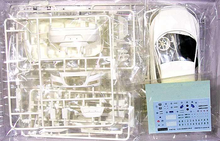 無限 MUGEN CR-Zプラモデル(フジミ1/24 インチアップシリーズNo.175)商品画像_1