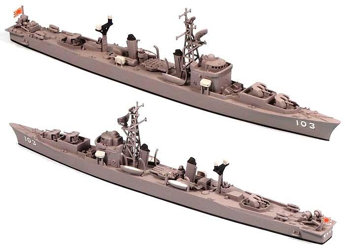 海上自衛隊 護衛艦 DD-103 あやなみプラモデル(ピットロード1/700 スカイウェーブ J シリーズNo.J-050)商品画像_3