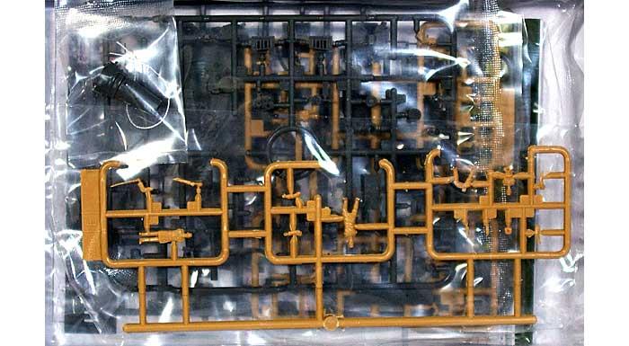 日本陸軍 28cm榴弾砲 砲兵6体+乃木将軍フィギュア付プラモデル(ピットロード1/72 スモールグランドアーマーシリーズNo.SG005)商品画像_1
