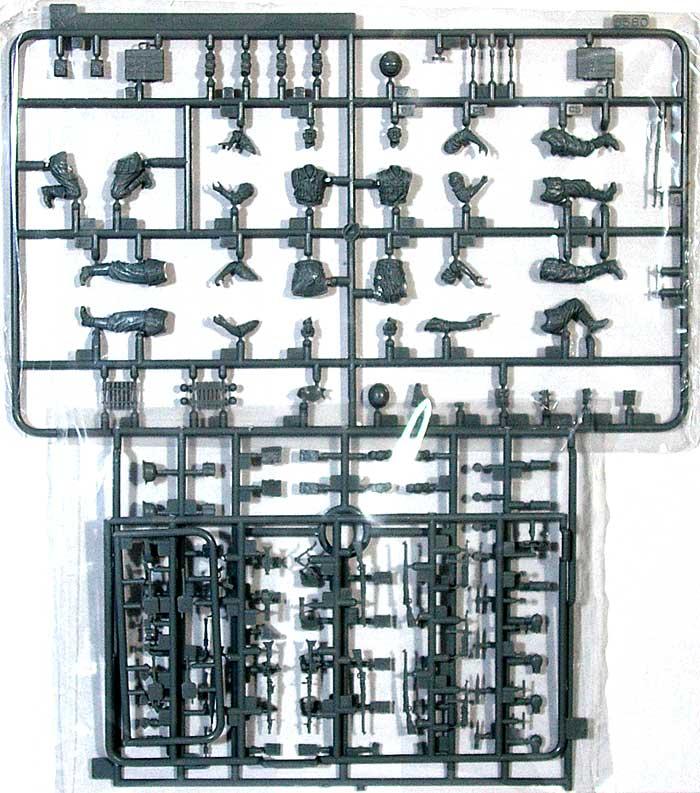 ドイツ歩兵 バルバロッサ 1941プラモデル(ドラゴン1/35 '39-'45 SeriesNo.6580)商品画像_1