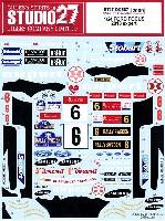 スタジオ27ラリーカー オリジナルデカールフォード フォーカス 2010 expert