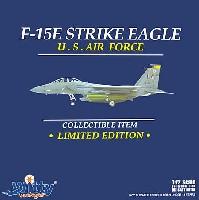 ウイッティ・ウイングス1/72 スカイ ガーディアン シリーズ (現用機)F-15E ストライクイーグル アメリカ空軍 58th 461th TFTS ルーク空軍基地