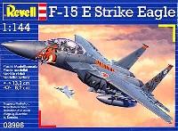 レベル1/144 飛行機F-15E ストライクイーグル