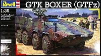レベル1/35 ミリタリーGTK ボクサー (GTFz)