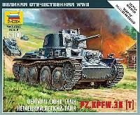 ドイツ 38t 軽戦車 (Pz.Kpfw.38t)