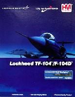 CF-104D スターファイター カナダ空軍 (104650)