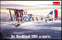 デ・ハビランド DH4 w/RAF3a 単発複葉爆撃・迎撃機