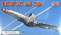 ミニクラフト1/144 軍用機プラスチックモデルキットアメリカ空軍 RC-121 C/D