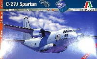 イタレリ1/72 航空機シリーズアレーニア C-27J スパルタン (資料写真集/和訳付)
