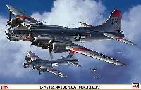 B-17G フライング フォートレス シルバー フリート