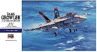 ハセガワ1/72 飛行機 EシリーズEA-18G グラウラー