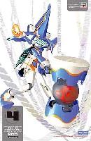 ハセガワ1/100 バーチャロイドシリーズTG-11-M ガラヤカ はんまぁスペシャル おしおき★パピポン