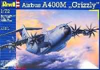 レベル1/72 飛行機エアバス A400M グリズリー