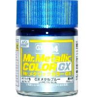 GSIクレオスMr.メタリックカラー GXGX メタルブルー (メタリック) (GX-204)