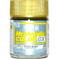 GX ブルーゴールド (メタリック) (GX-210)