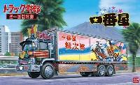 アオシマ1/32 トラック野郎シリーズ一番星 男一匹桃次郎