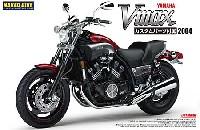 アオシマ1/12 ネイキッドバイクヤマハ Vmax カスタムパーツ付き (2004)