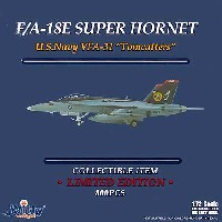 F/A-18E スーパーホーネット VFA-31 トムキャッターズ CAG (AJ100)