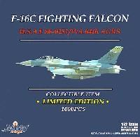 ウイッティ・ウイングス1/72 スカイ ガーディアン シリーズ (現用機)F-16C ファイティング ファルコン 64th アグレッサー飛行隊 ネリスAFB (86-0251/WA)