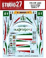 フェラーリ 458 AF Corse #51 ル・マン24時間 2011