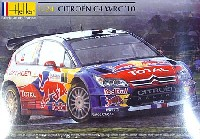 エレール1/24 カーモデルシトロエン C4 WRC 2010