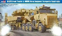 アメリカ陸軍 M1070/M1000 重装備運搬車