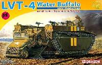 LVT-4 ウォーター・バッファロー (後期型) & 1/4トン 4×4 トラック