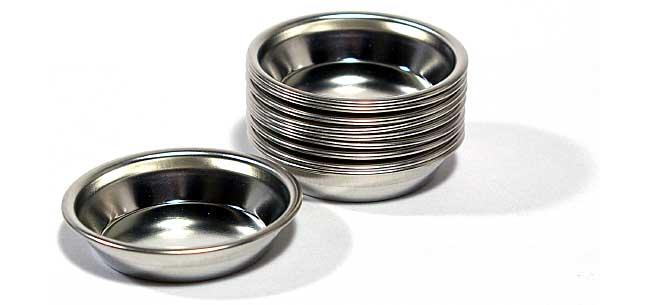 万年塗料皿 (10枚入り)皿(万年社ホビーグッズNo.003)商品画像_1