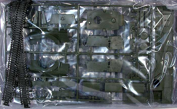 ソビエト KV-1B 重戦車プラモデル(タミヤ1/35 ミリタリーミニチュアシリーズNo.142)商品画像_1