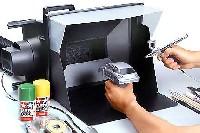 タミヤタミヤエアーブラシシステムスプレーワーク・ペインティングブース