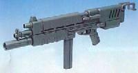 Bクラブウェポンアクセサリーザクマシンガン MMP-80 後期型