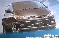 トヨタ エスティマ アエラス S-エディション