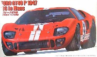 フォード GT40 1966年 ル・マン出場車