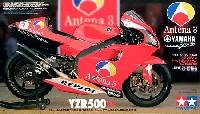 タミヤ1/12 オートバイシリーズアンテナ3 ヤマハ ダンティーン YZR500 '02