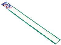 タミヤ楽しい工作シリーズプラ材 3mm 丸棒 (10本入)